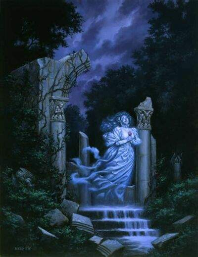 Les fantomes - Ghost fantome ...